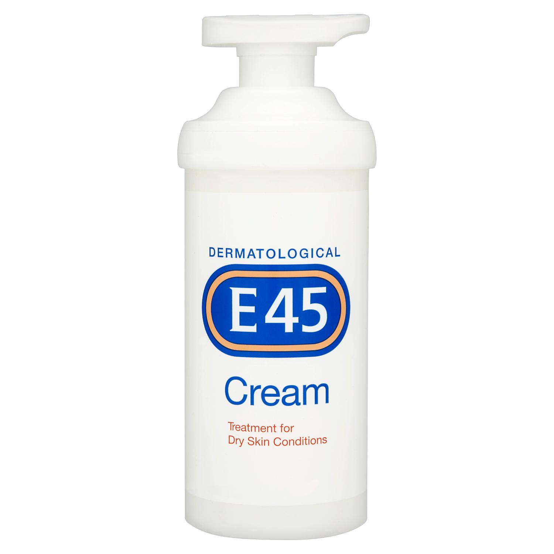 E45 Cream Pump x 500g