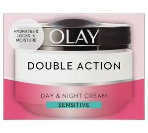 Olay Essentials Double Action Day Cream for Sensitive Skin