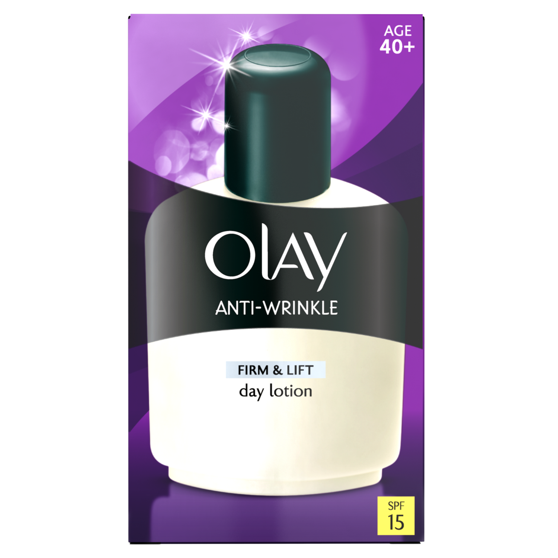 Olay Anti-Wrinkle Firm & Lift Daily Moisture Fluid 100ml