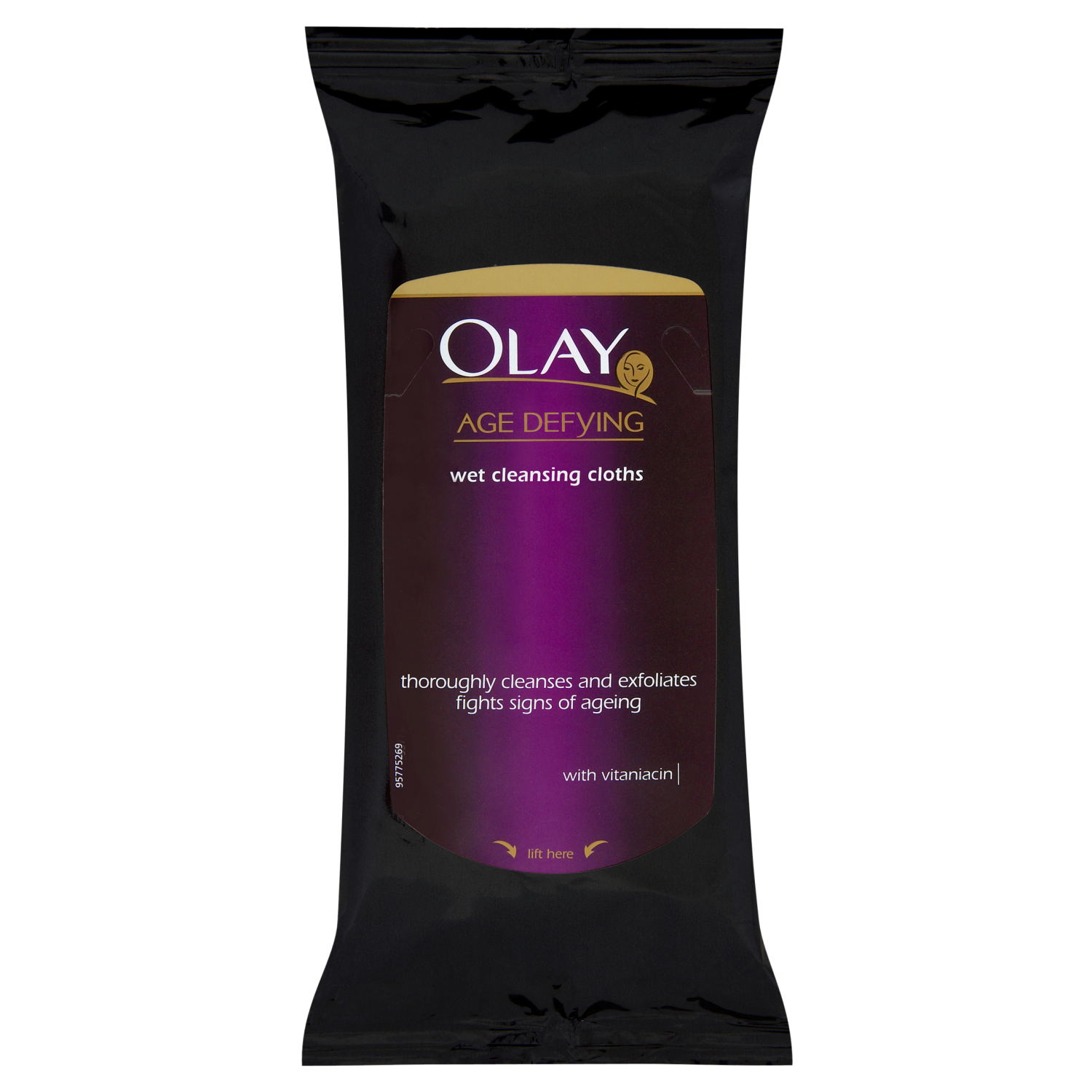 Olay Age-Defying Wet Cleansing Cloths 20
