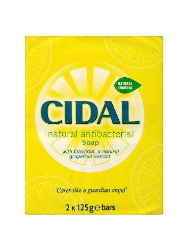 Cidal Soap Twin Pack