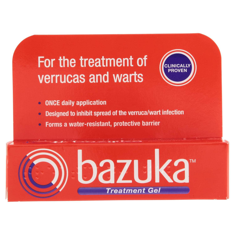 Bazuka gel treatment gel x 6g