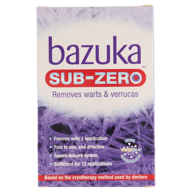 Bazuka sub zero x 50ml