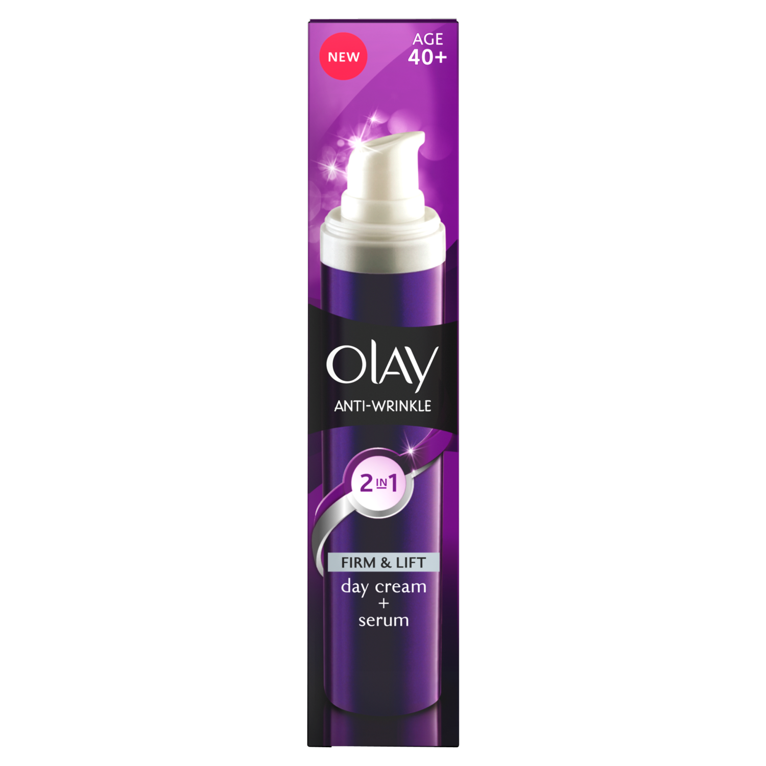 Olay Anti-wrinkle Firm & Lift 2 in 1 Day Cream & Serum