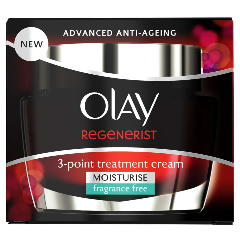 Olay Regenerist 3 point Treatment Cream Fragrance Free