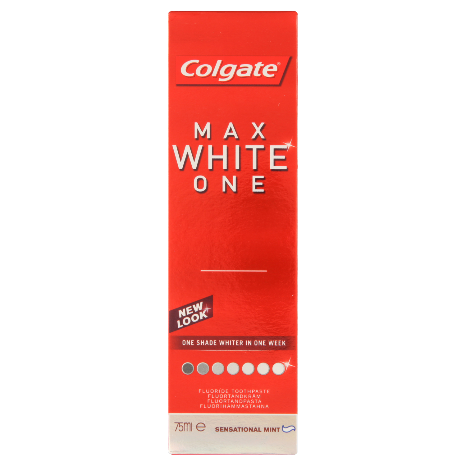 Colgate Max White One Tooth Paste