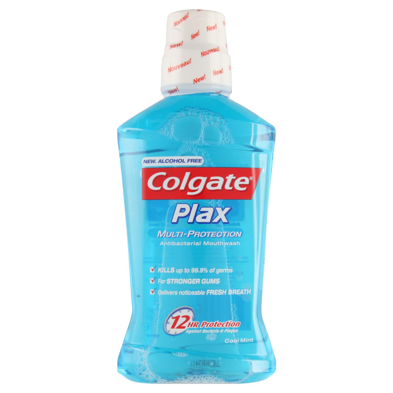 Colgate Plax Coolmint Alcohol Free