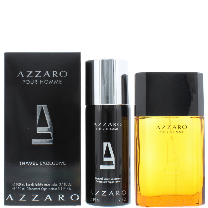 Azzaro Homme Eau de Toilette 100ml & Deo Spray