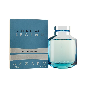 Azzaro Chrome Legend Eau de Toilette 75ml Spray