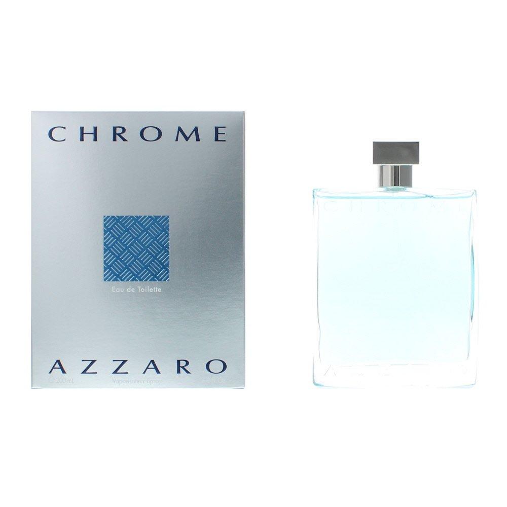 Azzaro Chrome Eau de Toilette 200ml Spray