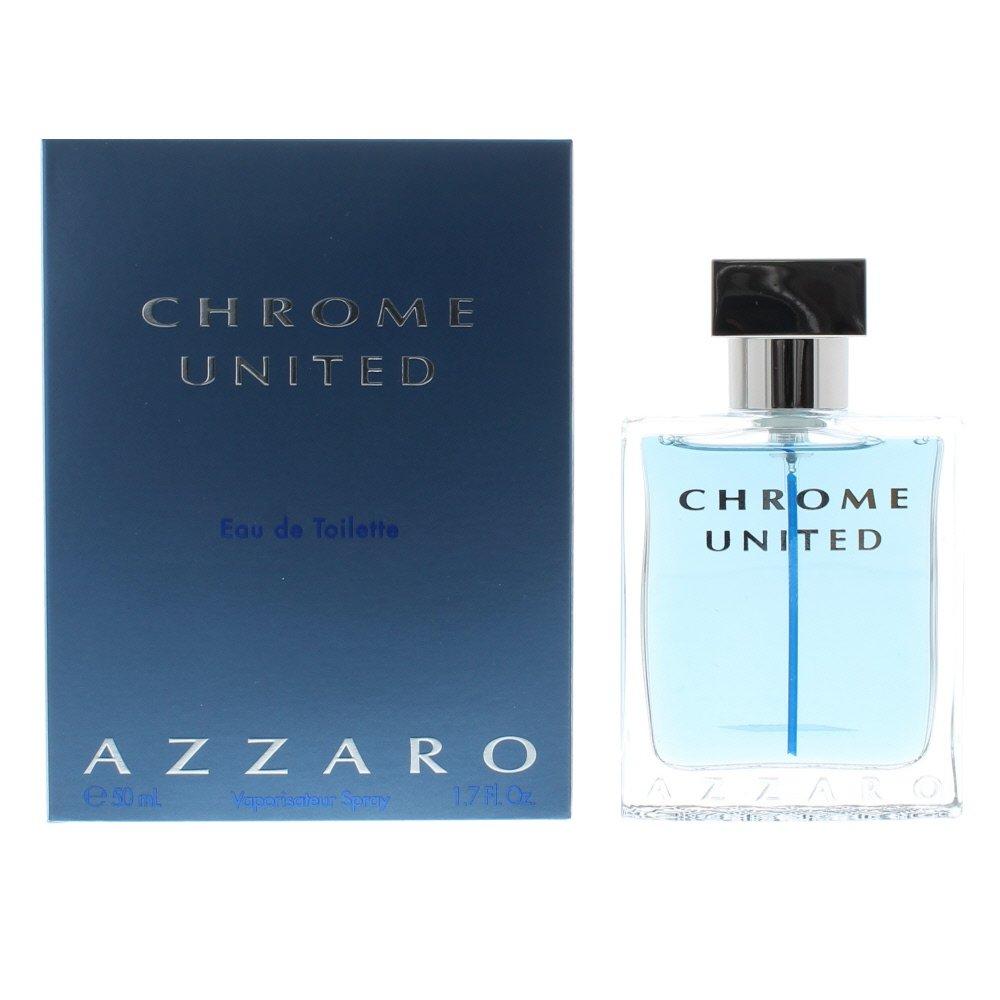 Azzaro Chrome United Eau de Toilette 50ml