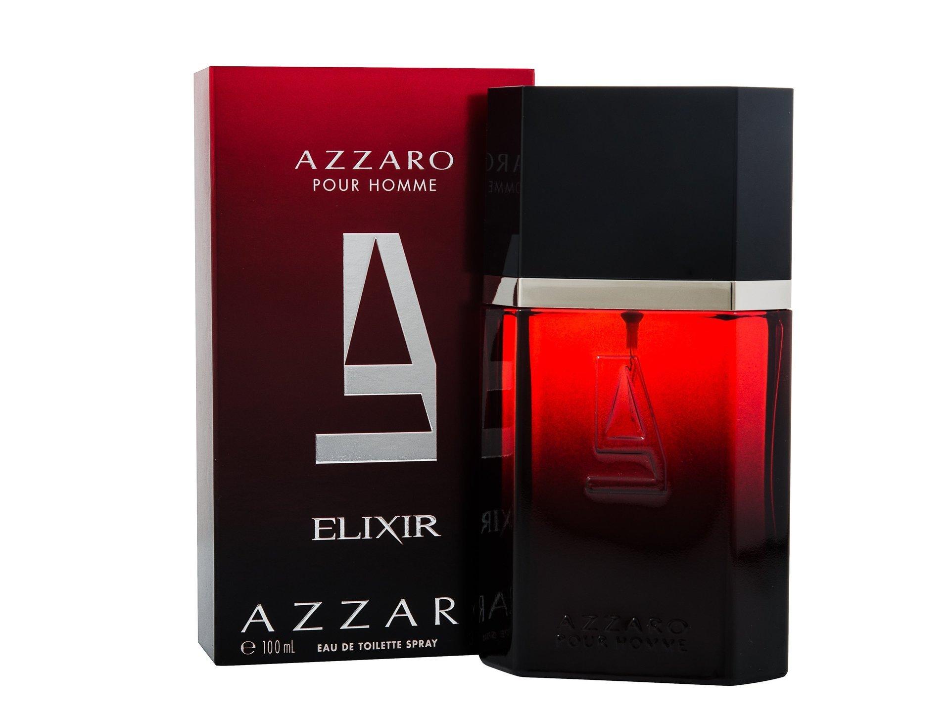 Azzaro Homme Elixir Eau de Toilette 100ml Spray