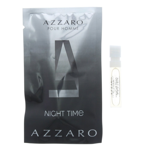 Azzaro Night Time Homme Eau de Toilette 1.5ml Vial