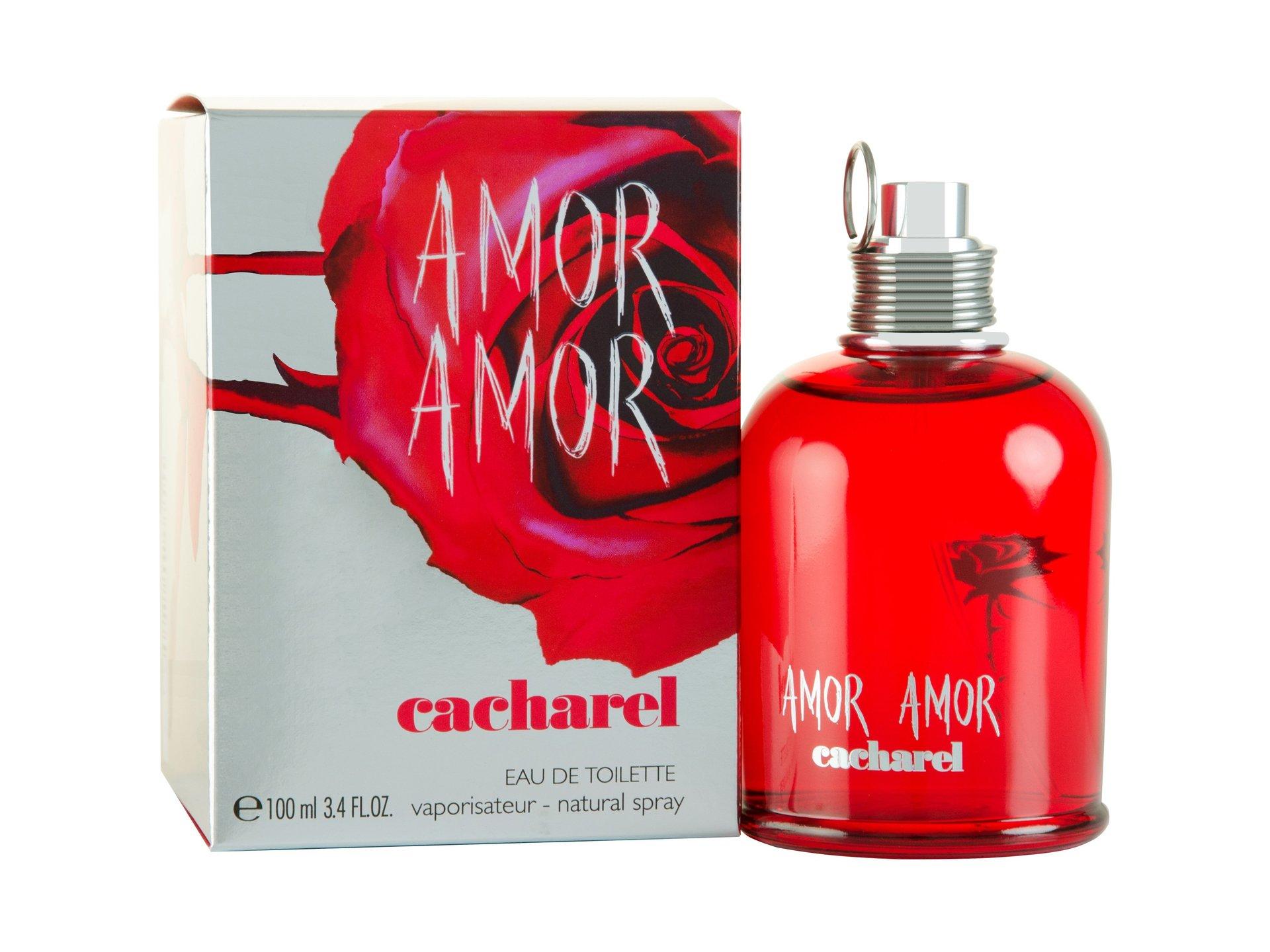 Amor Amor Edt 100ml Spray