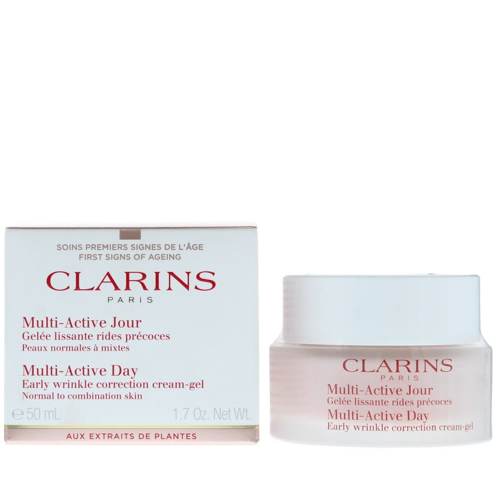 Clarinsÿ Multi Active Day Early Wrinkle Correction