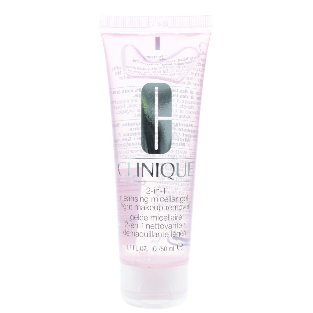 Clinique 2-in-1 Makeup Remover + Cleansing Micella