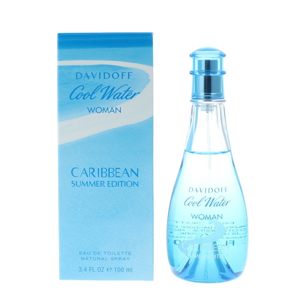 Coolwater Caribbean Summer Female Eau de Toilette 100ml