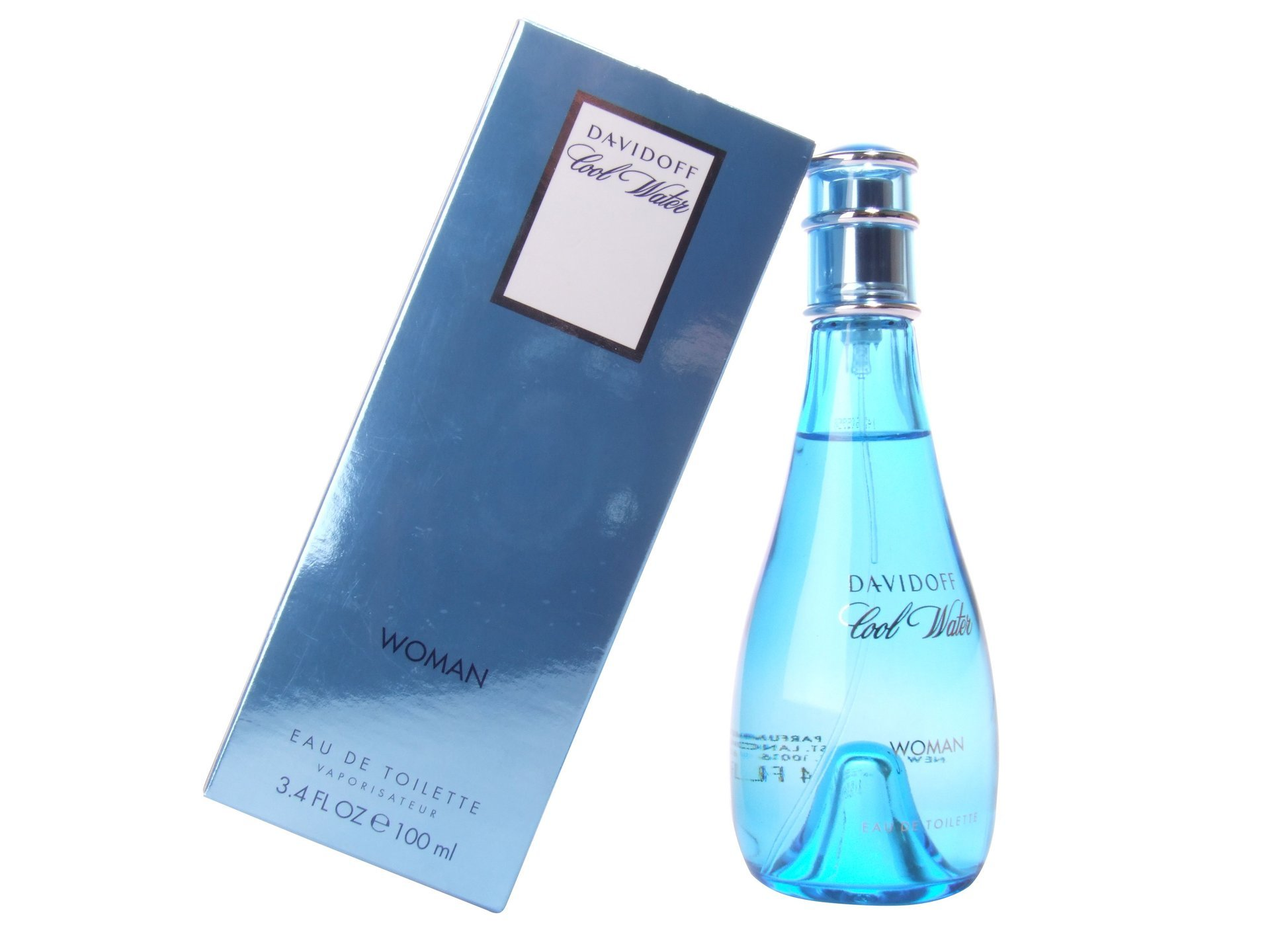 Coolwater F Eau de Toilette 100ml Spray