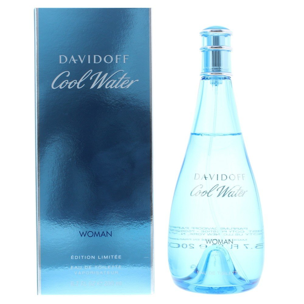 Coolwater F Eau de Toilette 200ml Spray