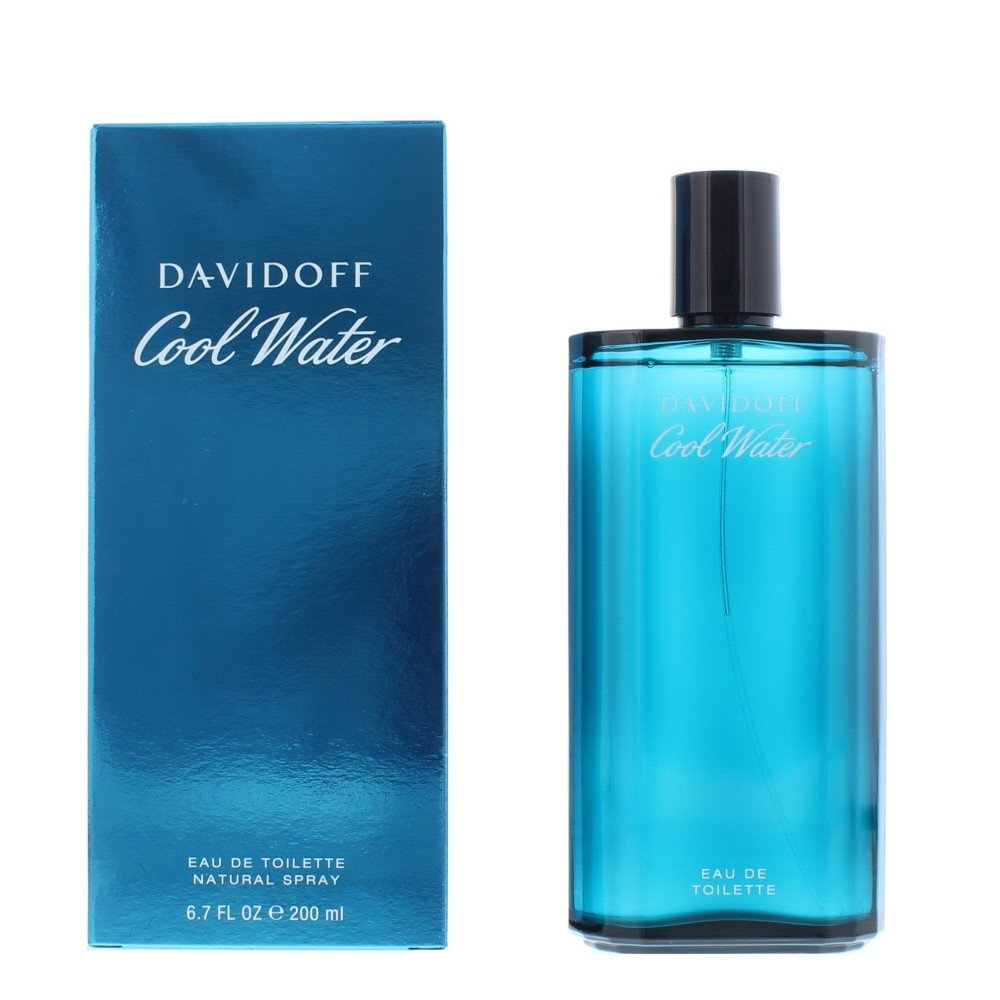 Coolwater M Eau de Toilette 200ml Spray
