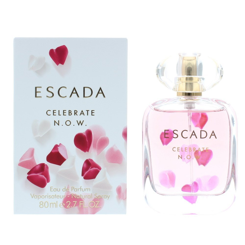 Escada Celebrate Now Eau De Parfum 80ml Spray