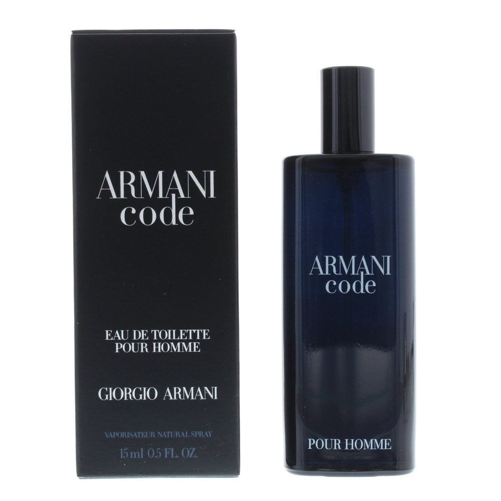 Armani Code M Eau de Toilette 15ml Spray