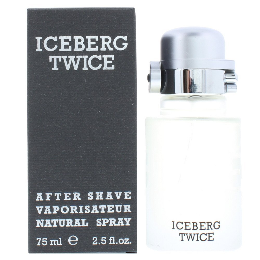 Iceberg Twice Homme After Shave Lotion 75ml