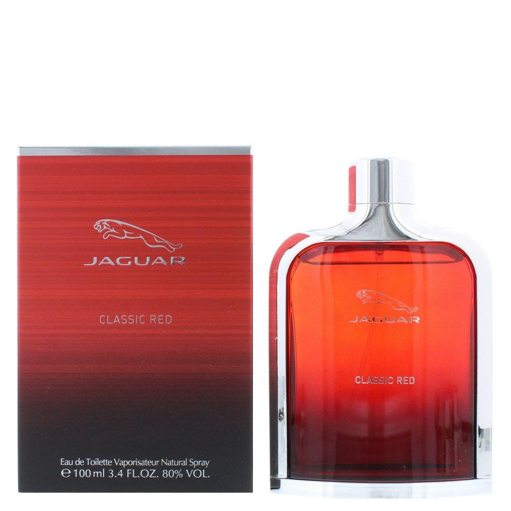 Jaguar Red Eau de Toilette 100ml Spray