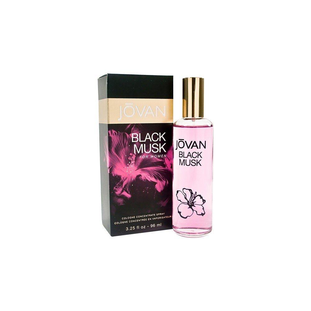 Jovan Black Musk F Edc 100ml Spray