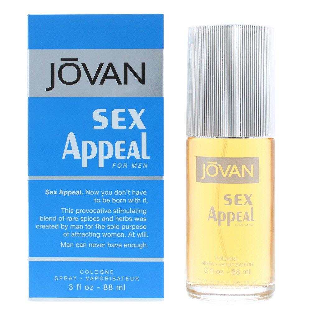 Jovan Sex Appeal Edc 88ml