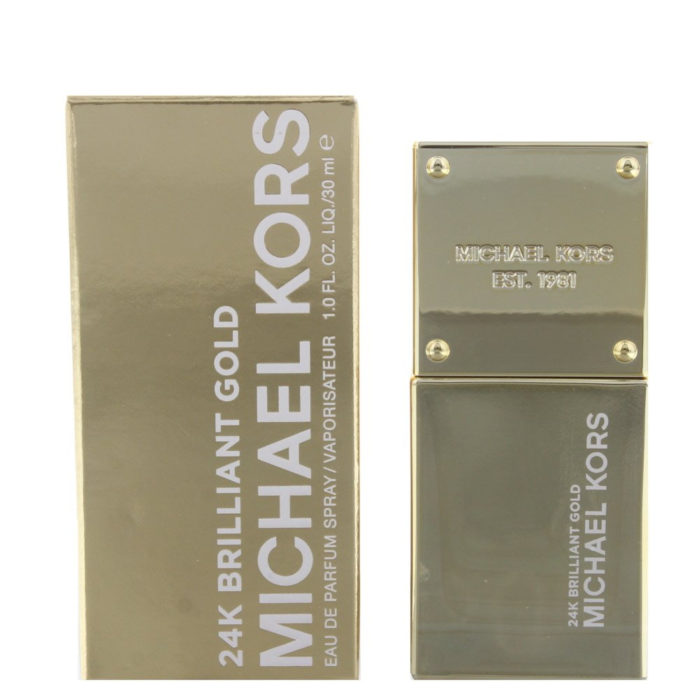 Michael Kors 24k Brilliant Gold Eau De Parfum 30ml Spray