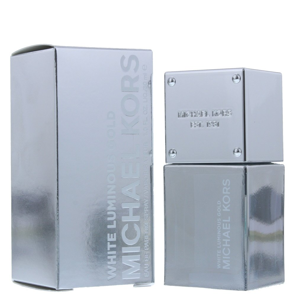 Kors White Luminous Gold Edp 30ml