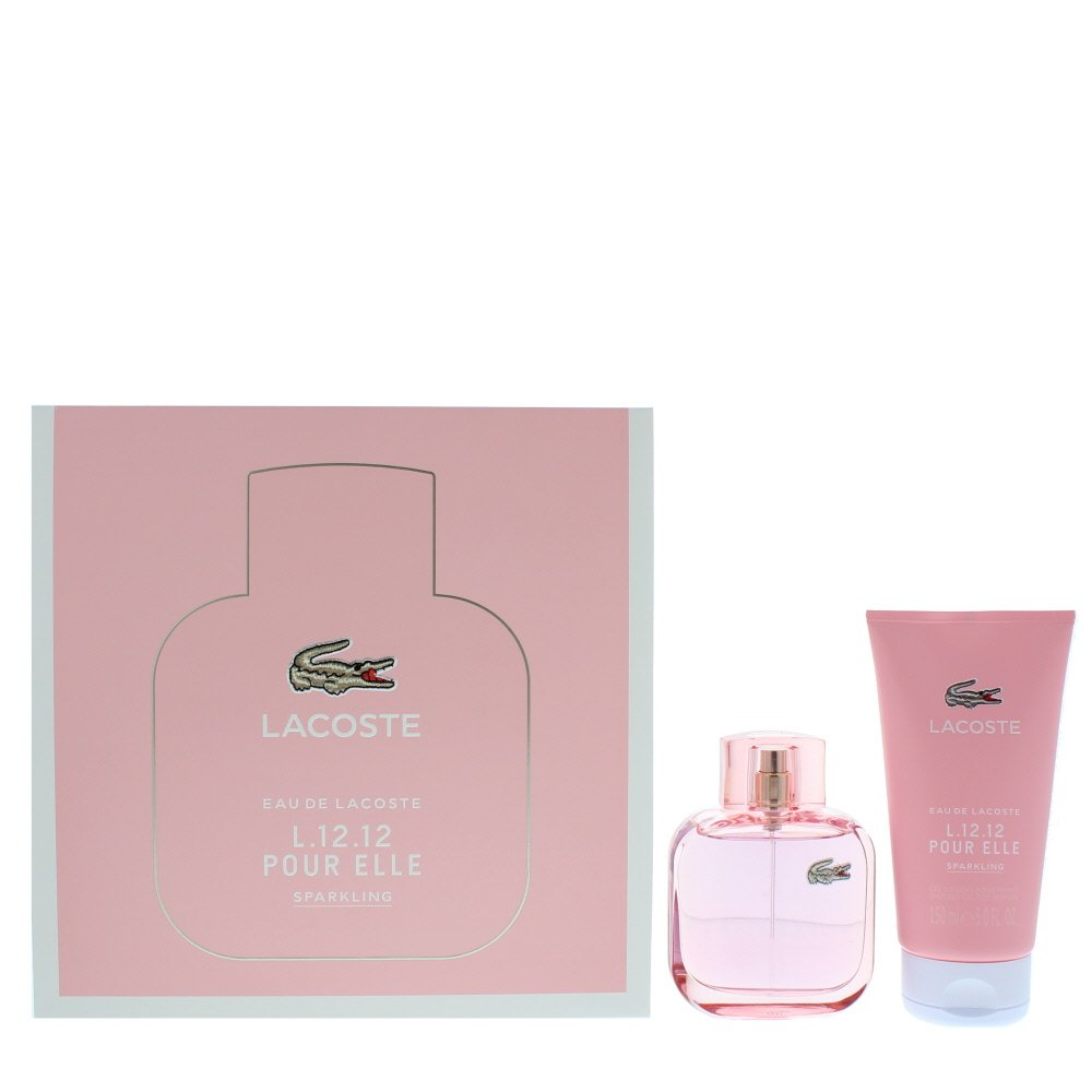 Lacoste 12.12 P. Elle Sparkling Eau de Toilette 90ml - Shower