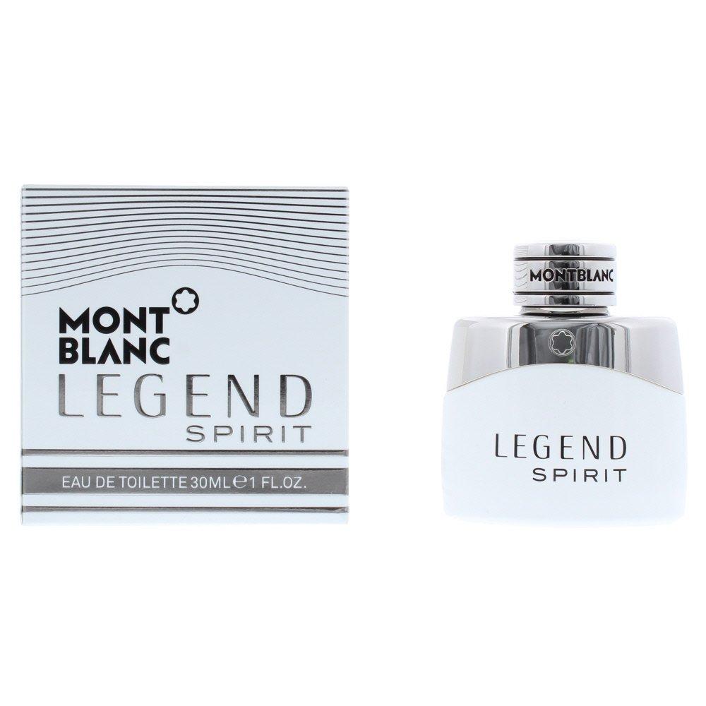 Mont Blanc Legend Spirit Eau de Toilette 30ml