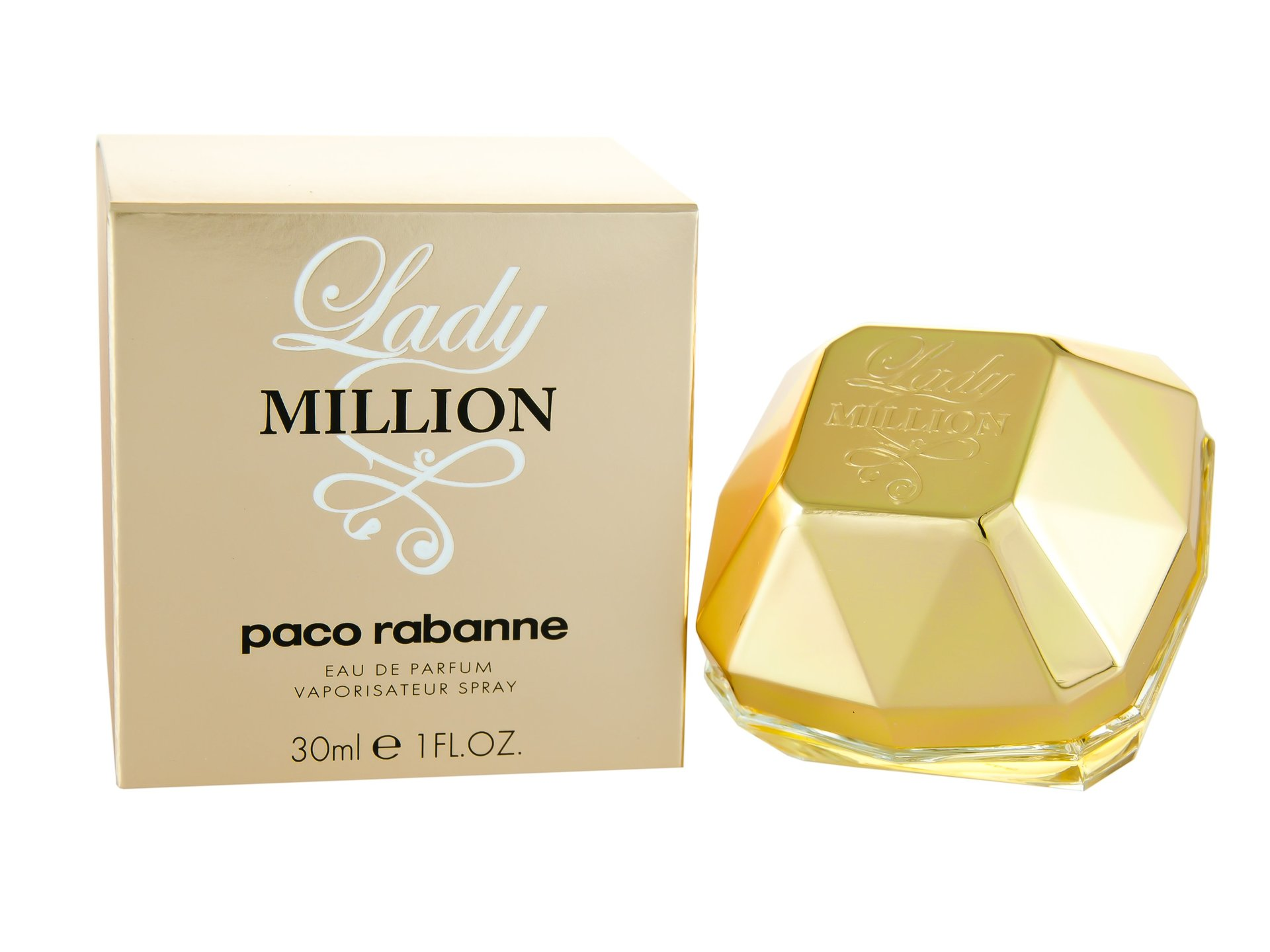 Paco Lady Million Edp 30ml Spray