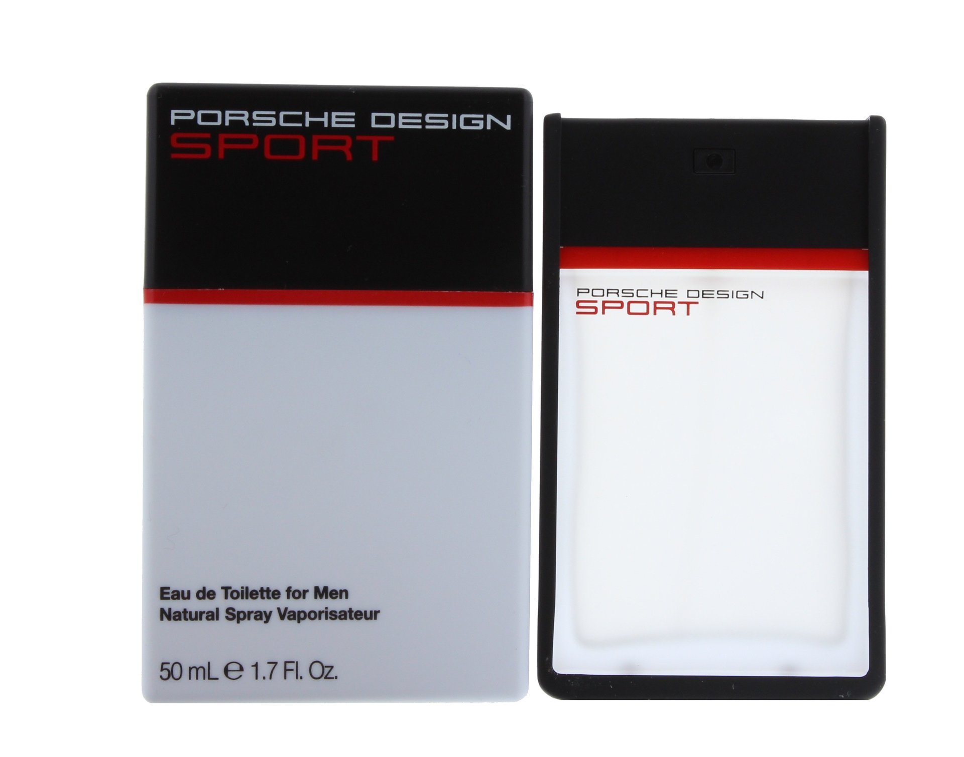 Porsche Design Sport Eau De Toilette for Men 50 ml