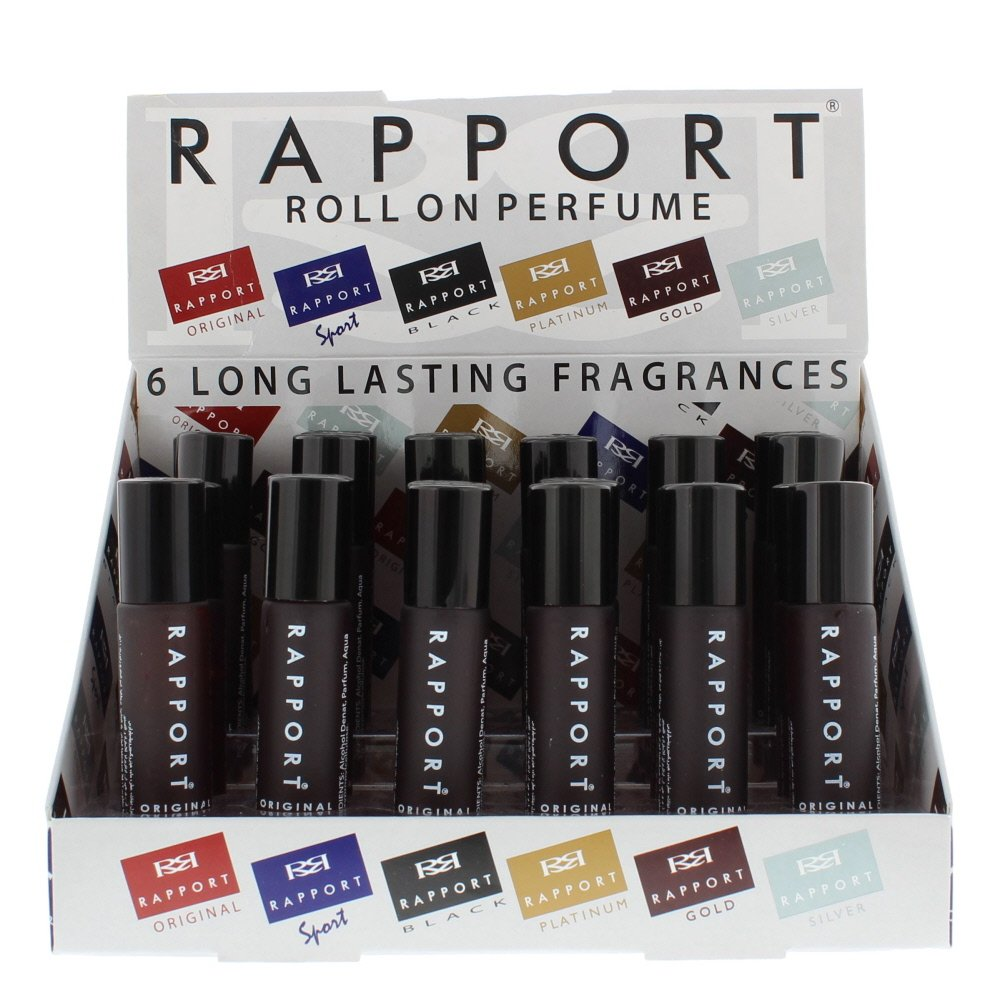 Rapport Original Roll On Perfume 10ml X 24