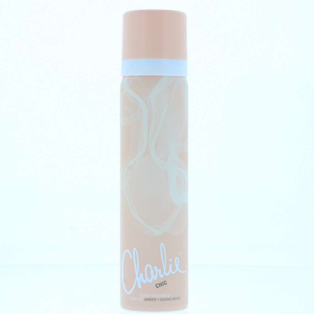 Charlie Body Spray Chic 75ml
