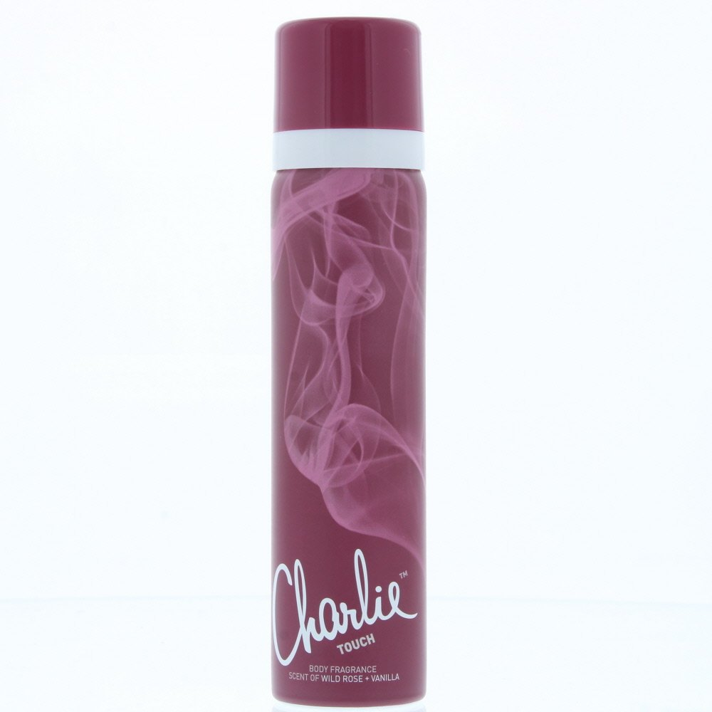 Charlie Body Spray Touch 75ml