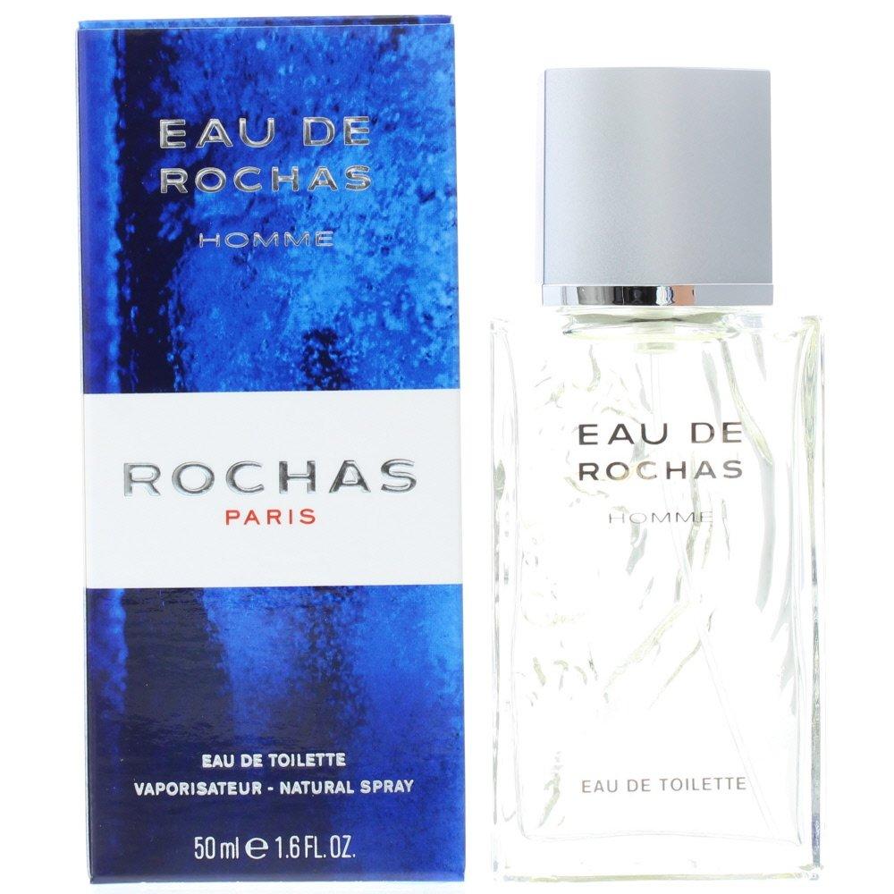 Eau De Rochas Homme Eau de Toilette 50ml