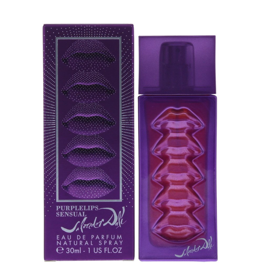 Dali Purple Lips Sensual Edp 30ml