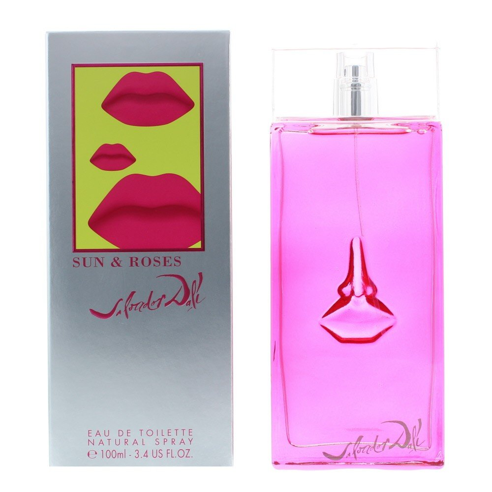 Dali Sun & Roses F Eau de Toilette 100ml Spray
