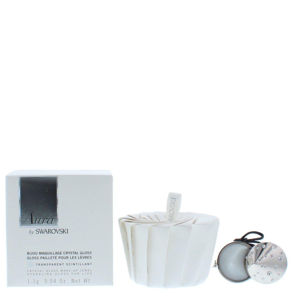 Swarovski Aura Crystal Lip Gloss Jewel 1.3g - Tran