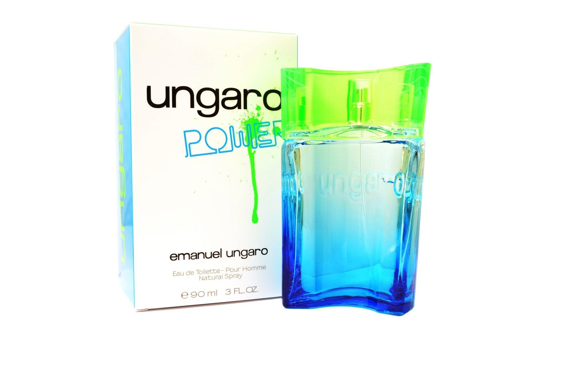 Emanuel Ungaro Power Eau De Toilette for Women 90 ml