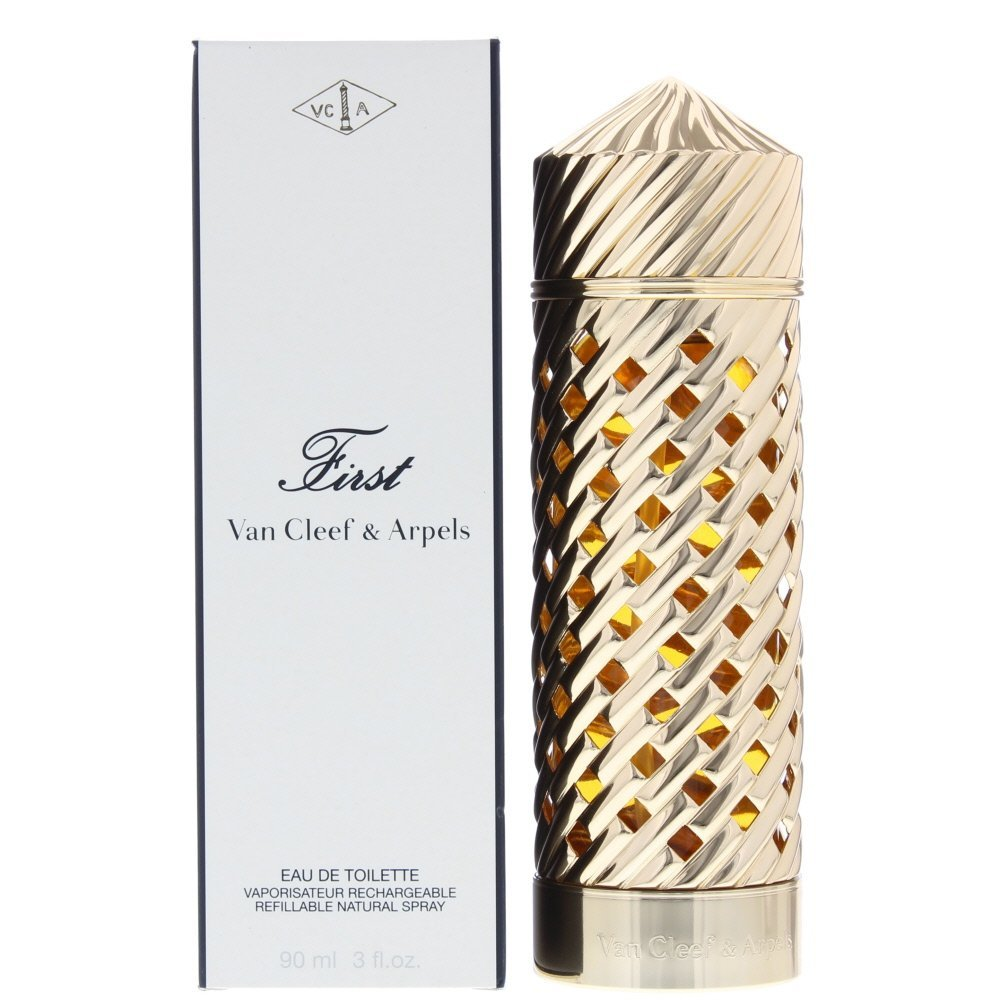 Van Cleef First Eau de Toilette 90ml Refillable