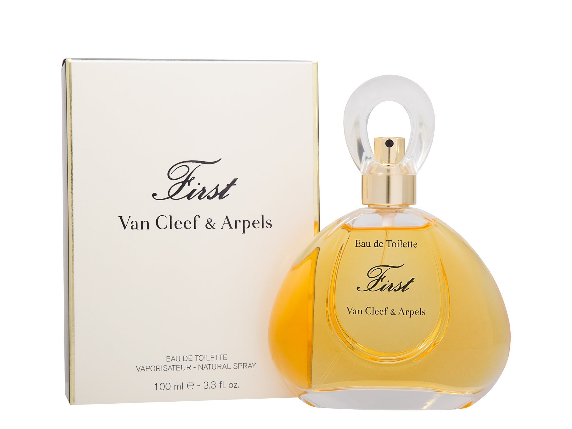 First F Eau de Toilette 100ml Spray