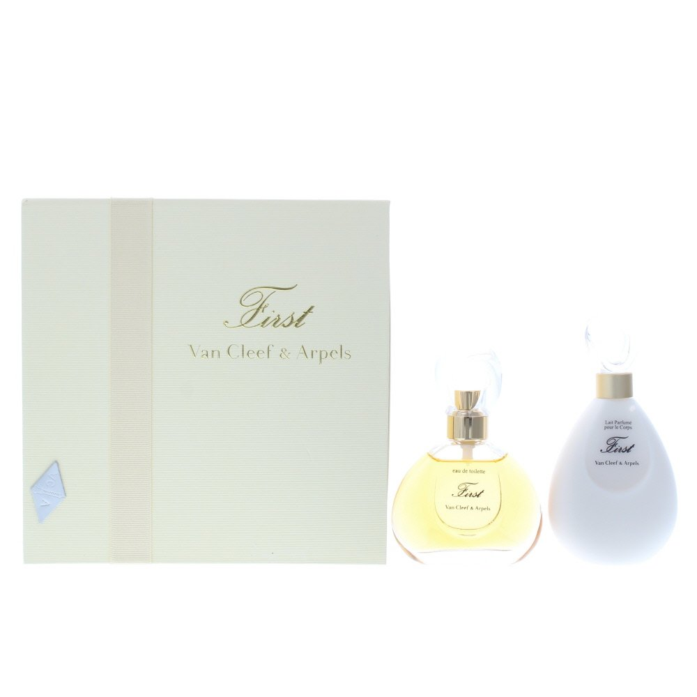 Van Cleef First Eau de Toilette 30ml & Body Lotion 50ml