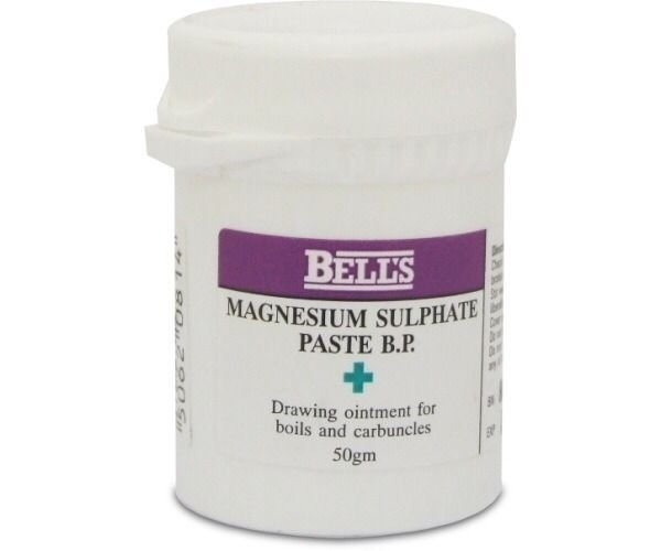 Bell's Magnesium Sulphate Paste