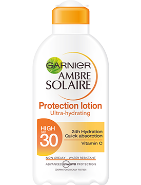 Ambre Solaire Original Ultra-hydrating Protection Lotion SPF 30