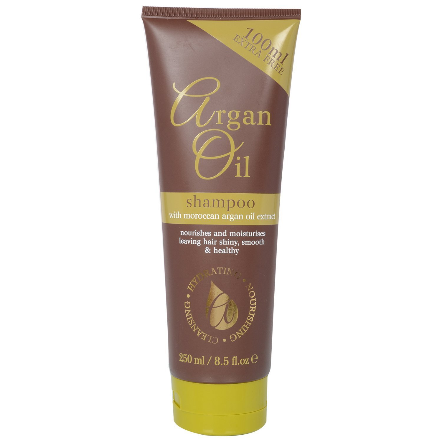 Argan Oil Shampoo with Moroccan Argan Oil Extract 300ml